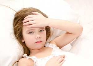 How to care for children with a viral infection