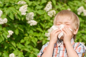 Hay fever and Children